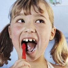 Чистить зубы правильно